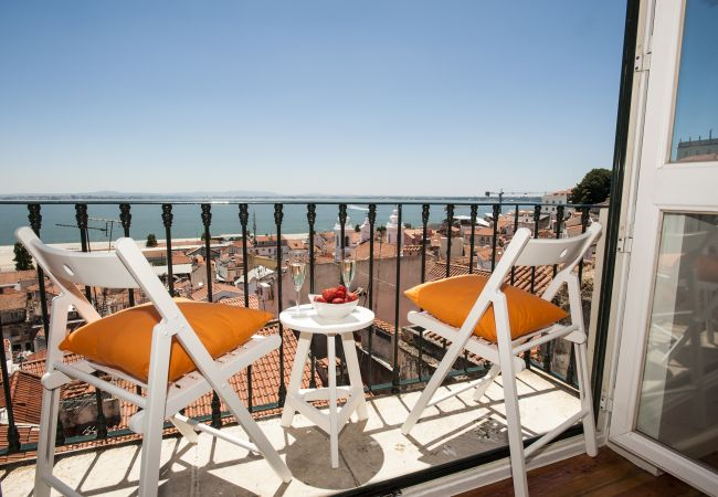 Apartamento em Lisboa - Portas do Sol I