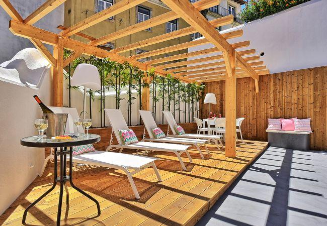 Apartamento em Lisboa - Portas do Sol Terrace