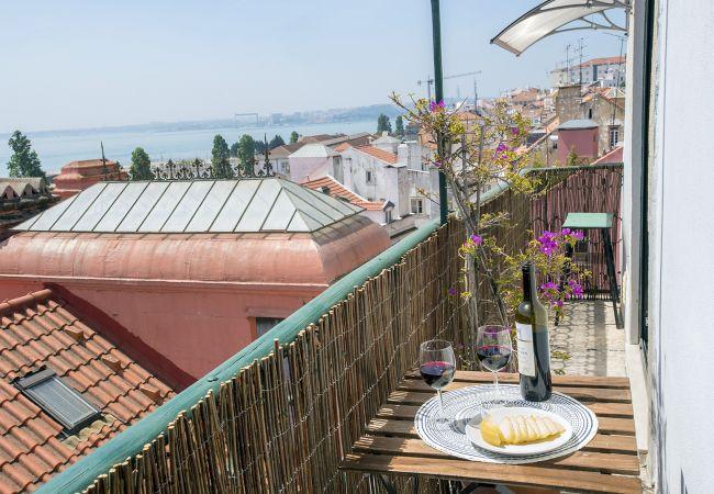Apartamento em Lisboa - Alfama Tagus